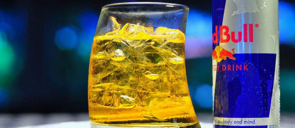 Vodka com energético